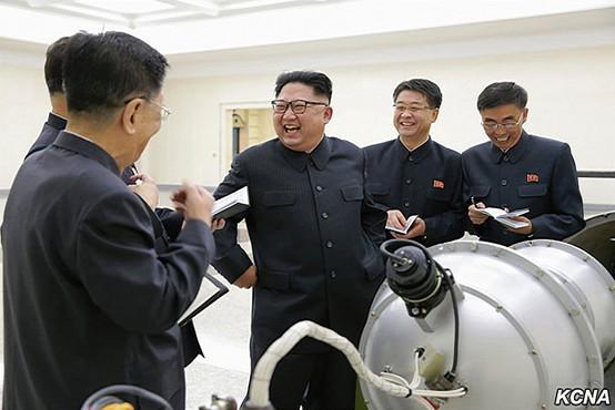 Pjongjang želi vedeti, kdaj Trump le blebeta in kdaj misli resno!