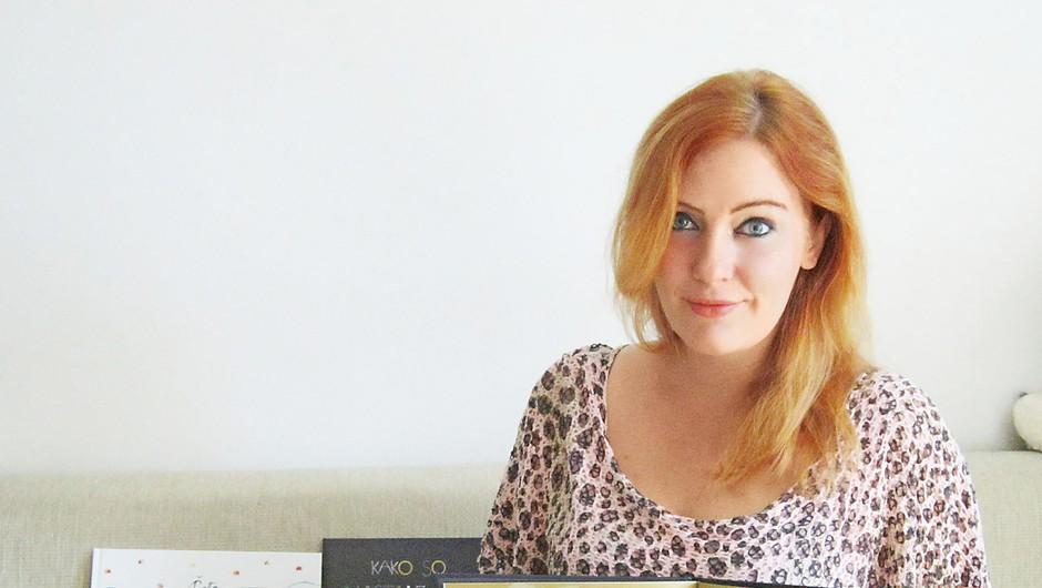 Ingrid Pozvek: Pravljičar ustvarja kot dobra vila in vliva  lastnosti svojim likom (foto: osebni arhiv)