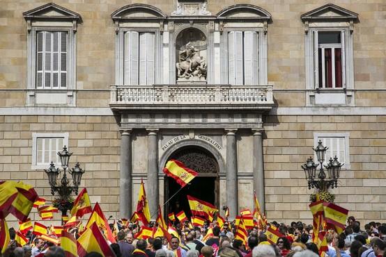 V Kataloniji je dan pred referendumom nadvse napeto!
