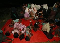 ZN opozarja na zločine proti človeštvu nad manjšino Rohingya