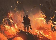 V brazilskem vrtcu varnostnik zažgal šest otrok, na Japonskem pa oče pobil svojo družino