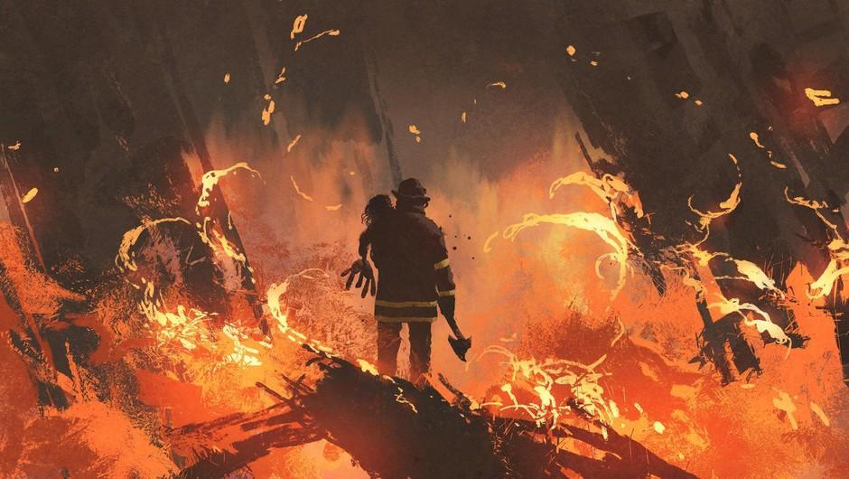 V brazilskem vrtcu varnostnik zažgal šest otrok, na Japonskem pa oče pobil svojo družino (foto: profimedia)