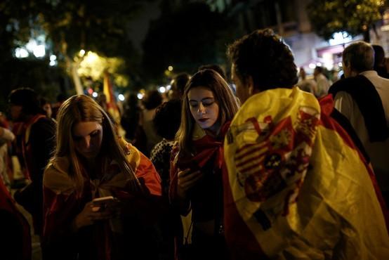 Španska vlada proti mednarodnemu posredovanju med Madridom in Barcelono
