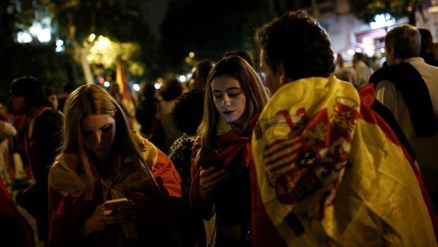 Španska vlada proti mednarodnemu posredovanju med Madridom in Barcelono (foto: profimedia)
