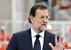"""Rajoy kljub pozivom k dialogu z Barcelono ne popušča: """"Španije ne bomo razdelili!"""""""