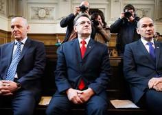 Janša, Črnkovič in Krkovič od države terjajo skupno 15 milijonov evrov!