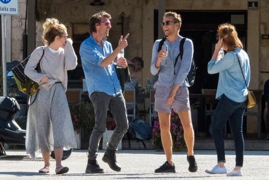 Na Visu končali snemanje nadaljevanja filma Mamma mia