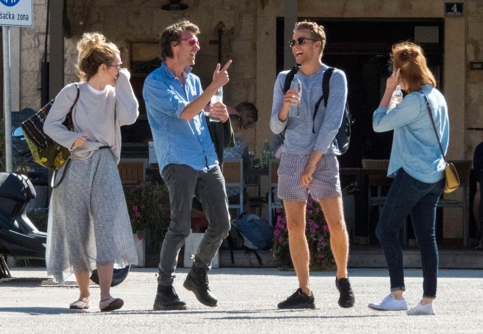 Na Visu končali snemanje nadaljevanja filma Mamma mia (foto: profimedia)