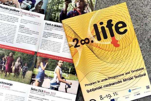Liffe tudi tokrat s tematsko raznoliko ponudbo (foto: Tamino Petelinšek/STA)