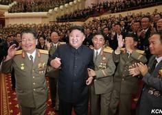 """Pjongjang svari: """"Jedrska vojna lahko izbruhne vsak trenutek!"""""""