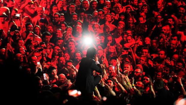 Nick Cave se seli v Stožice (foto: profimedia)