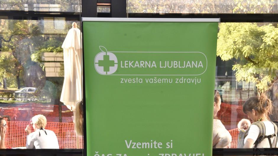 Lekarna Ljubljana tarča napada z izsiljevalskim virusom (foto: Igor Zaplatil)