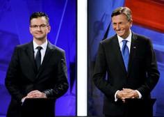 Uradno: Pahor in Šarec v drugi krog predsedniških volitev!