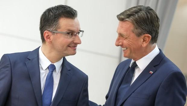 Razlika med Pahorjem in Šarcem po anketah premajhna za dokončno napoved zmagovalca (foto: profimedia)
