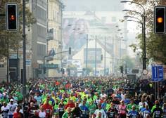 Kenijec Marius Kimutai in Etiopijka Shuko Genemo Wote najhitrejša na 42 km v Ljubljani!
