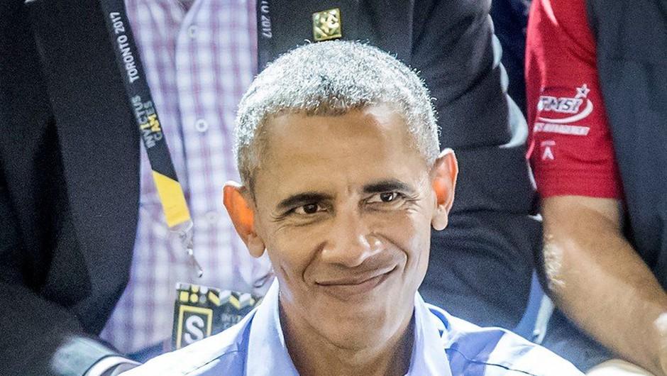 Barack Obama bo porotnik na sojenju v Illinoisu (foto: profimedia)