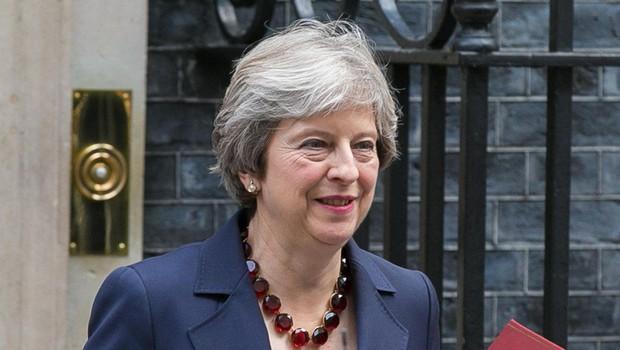 Theresa May ne bo zaprosila za daljšo preložitev brexita (foto: profimedia)