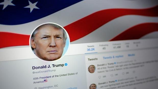 Donald Trump z jeznim rafalom tvitov zaradi prvih obtožnic za rusko vpletanje v volitve! (foto: profimedia)