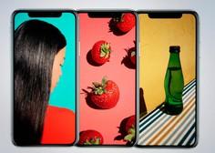 Tudi na slovenske prodajne police prihaja Iphone X