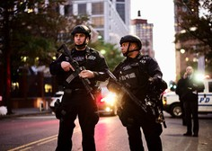 Po terorističnem napadu v New Yorku zaostrene varnostne razmere