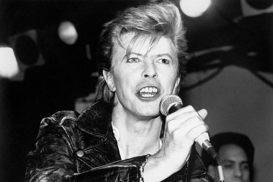 Prihodnje leto bo izšla knjiga fotografij Davida Bowieja s turneje leta 1983