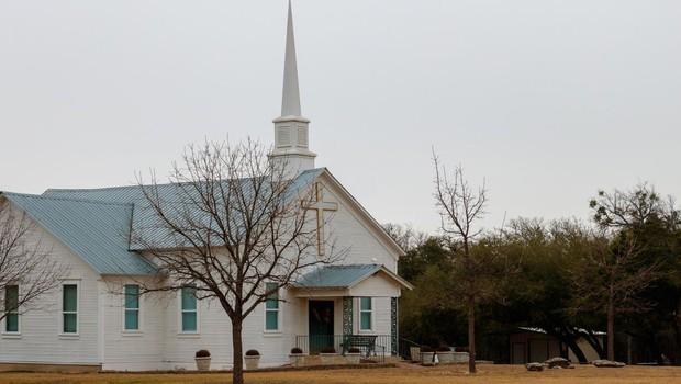 V Teksasu je strelski napad v cerkvi zahteval več smrtnih žrtev (foto: profimedia)