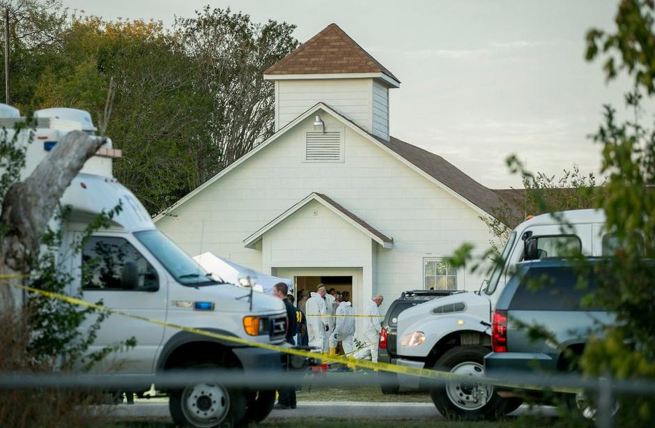 Motiv za teksaški pokol je znan: 26-letni morilec je pred dogodkom grozil tašči! (foto: profimedia)