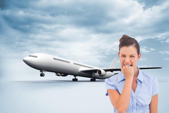 Iranka, ki je sredi poleta izvedela, da jo mož vara, prisilila letalo k pristanku!