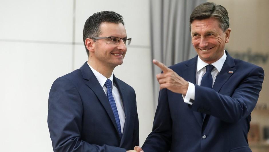 Zmaga Boruta Pahorja je bila najtesnejša v zgodovini samostojne Slovenije! (foto: profimedia)
