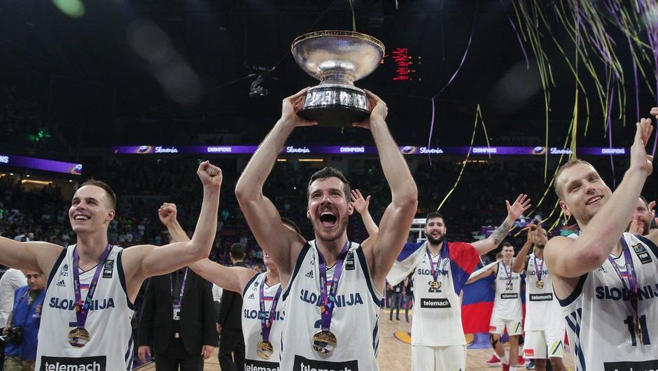 Slovenija brez Dragića, Dončića, Randolpha in Nikolića (foto: profimedia)