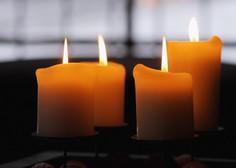 Svečka v znak solidarnosti s svojci, ki jih je prizadel samomor bližnjega!