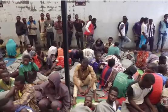 Posnetek CNN televizije razkril, da v Libiji ljudi prodajajo kot sužnje na tržnicah!