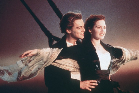 Na filmska platna bo ob 20. obletnici zaplul Titanik