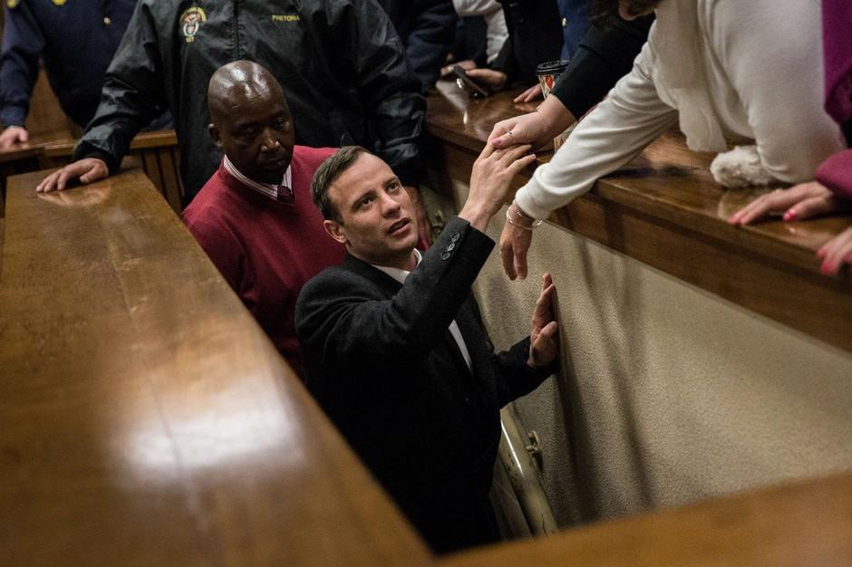Oscarju Pistoriusu so več kot podvojili zaporno kazen (foto: profimedia)