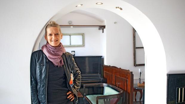 Florjana Kastelic: Svoje zaposlene učim, da so gostoljubni,   dobri gostitelji, in ne prodajalci (foto: Goran Antley)