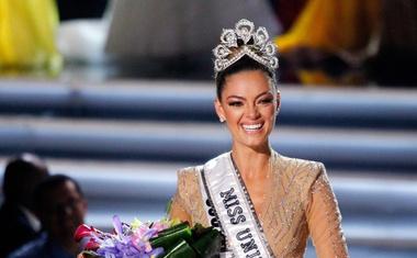Miss Universe je miss Južne Afrike, med tekmovalkami je bila tudi Emina Ekić!