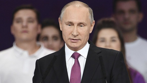 Putin bo marca ponovno kandidiral za predsednika! (foto: profimedia)