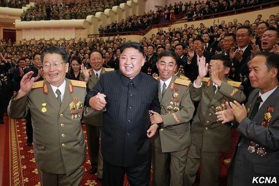 Korejski polotok na robu jedrskega spopada