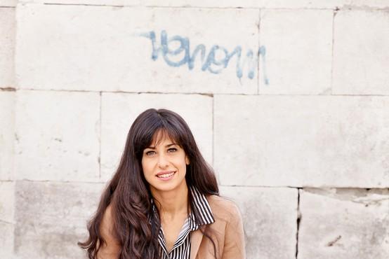 Lara Komar: Z Reko ljubezni zaplavam tudi do Trsta