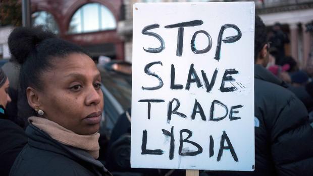 """Amnesty International: """"Za zlorabe migrantov v Libiji je kriva tudi Evropa!"""" (foto: profimedia)"""