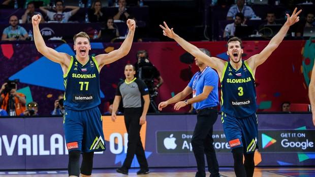 Goran Dragić, Luka Dončić in druščina izgubljajo potrpljenje! (foto: profimedia)