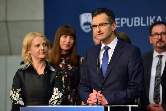 Marjan Šarec v DZ-ju dobil podporo za mandatarja za sestavo vlade