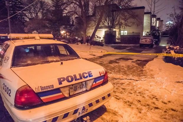 Kanadskega milijarderja in njegovo soprogo zadavili v kleti njune hiše (foto: profimedia)