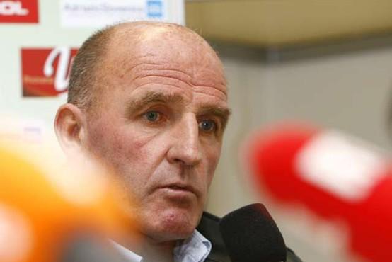 Branko Oblak odprl prvo klubsko trgovino NK Olimpija