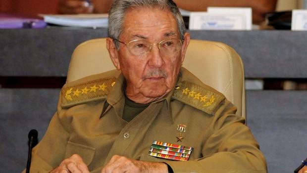 Kubanski predsednik Raul Castro naj bi se aprila upokojil (foto: profimedia)