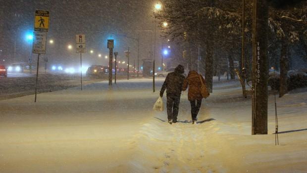 Kanado zajel val hudega mraza brez primere: Izmerili tudi do minus 50 stopinj Celzij! (foto: profimedia)