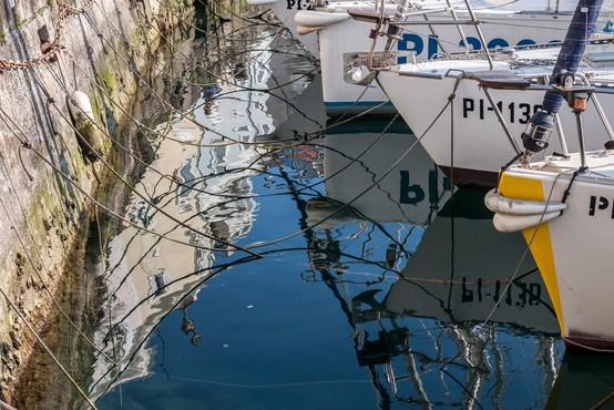 Hrvaška policija svojim ribičem, naj po 29. decembru še naprej lovijo na sredinski črti!
