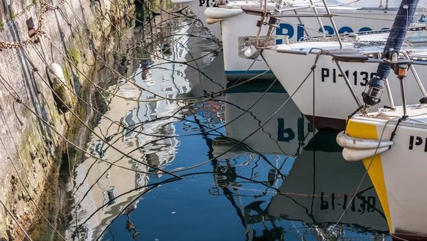 Hrvaška policija svojim ribičem, naj po 29. decembru še naprej lovijo na sredinski črti! (foto: profimedia)