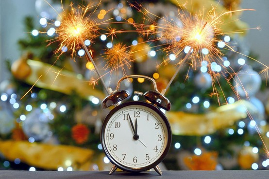 Vstop v novo leto na množičnih silvestrovanjih