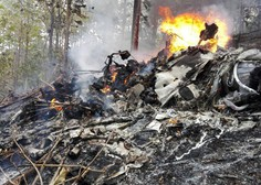 V strmoglavljenju letala na Kostariki umrlo 12 ljudi